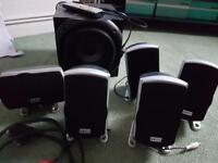 XENTA speakers sound system