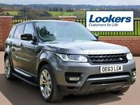 Land Rover Range Rover Sport V8 AUTOBIOGRAPHY DYNAMIC (grey) 2014-01-04