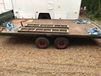 Bateson 3.5 ton trailer