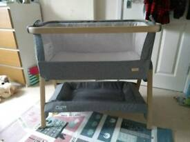 Tutti Bambini Cozee Baby Bedside Cot