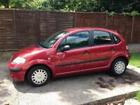 Citroen c3 1.1 2006 petrol for sale