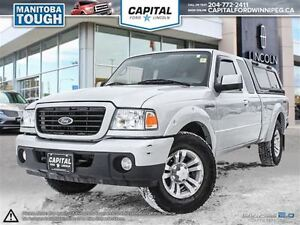2008 Ford Ranger Sport SuperCab 4X4 *LOW LOW KMS*