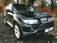 BMW x5 e53 3.0d Sports