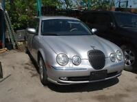 2003 Jaquar S-type- Parts Only