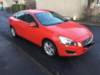 Volvo S60 Lux 62 Plate 167BHP