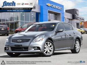 2012 Infiniti G37x Sport NAV|SUNROOF|BLUETOOTH|LEATHER