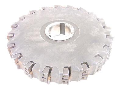 Used Valenite Val-u-mill Carbide Insert 10.00 Half Side Mill Vmm50-6-1020ra