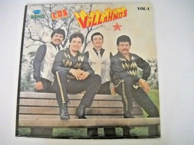 "Записи LP-LOS VILLAHNOS VOL. 1 ""NEW"""