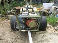Field sprayer Honda engine 3.5 engine horsepower