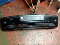 2004 Bmw 3 Series E46 Front Bumper WITH GRILL & FOG LIGHT