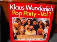 Klaus Wunderlich Pop Party - Vol.1 - Vinyl Record