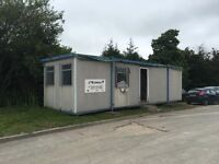 Portacabins - free for collection