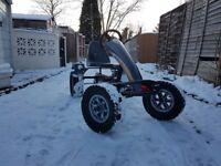 Go Kart dino car large