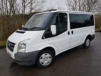 2007 Ford Transit Camper Conversion, incredible spec, 166k miles, mot 25/5/18, gas hob, pull-out bed