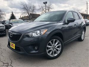 2014 Mazda CX-5 GT AWD LEATHER SUNROOF NAV BACKUP CAMERA