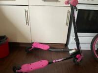 Fiker kicker scooter - used