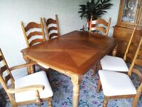 Dining Chair x 6