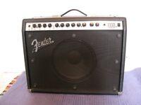 Fender 1000 Roc Pro 100watt combo amp