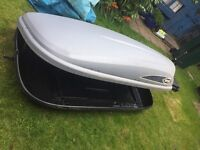 Karrite Odyssey 580l car roof box