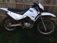 Off-road 125cc