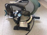 makita chop saw mls100 110v