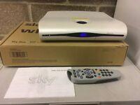 Sky Multiroom Satellite TV box