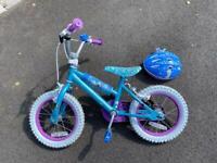 """14"""" Frozen Kids Bike"""