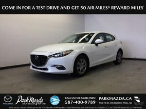 2018 Mazda Mazda3 Sport GX AT - Bluetooth, Backup Cam, AUX Input