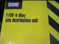 defender spider box £20
