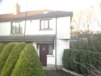 2 Bedroom immaculately presented house To Let in Ballyclare area, close to all amenities.