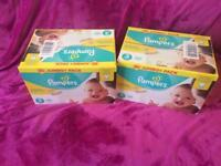 Pampers sell or swap