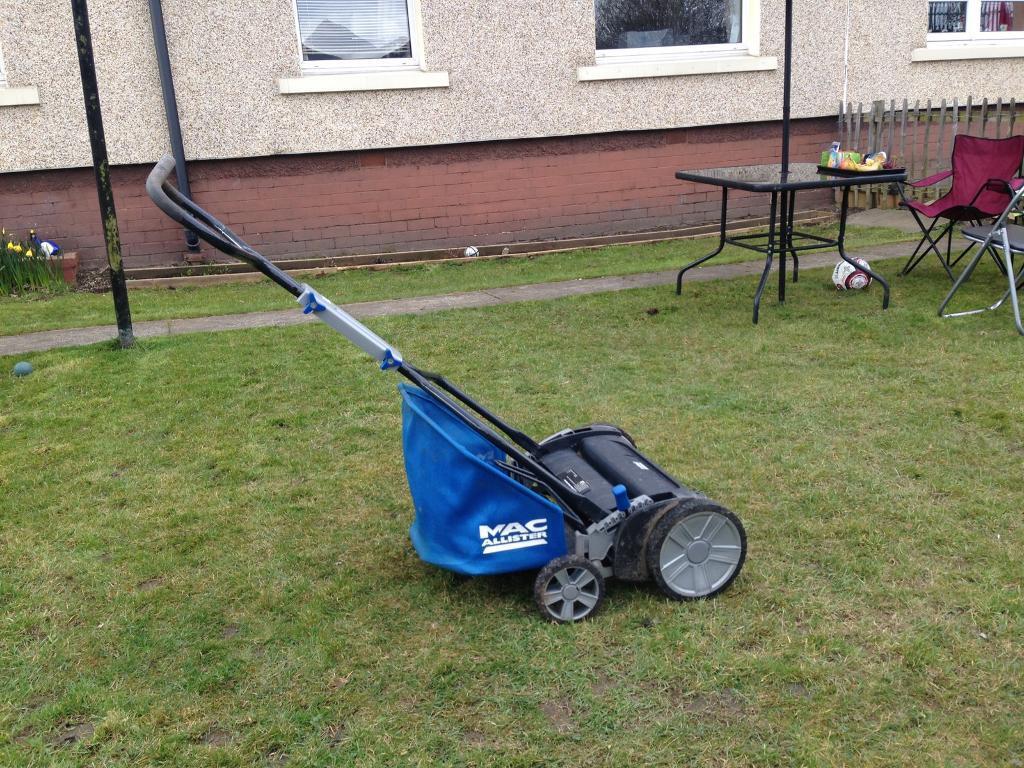 Mac Grass Cutting Machine For Sale In Govan Glasgow Gumtree