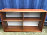 Old freestanding book case FREE DELIVERY PLYMOUTH AREA