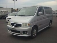 Mazda Bongo direct Japan Import supplied UK reg. More en route contact Algys Autos