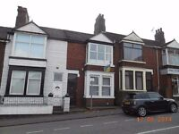 **LET BY** FORDGREEN ROAD -ST6 AREA-1 BEDROOM FLAT-LOW RENT-NO DEPOSIT-DSS ACCEPTED-PETS WELCOME^