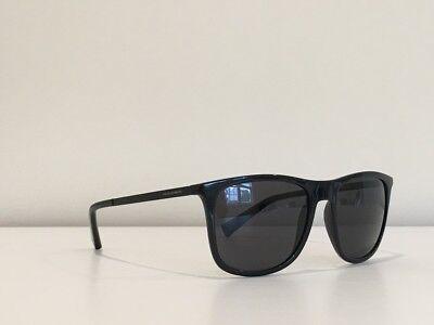 e3f040fb1d71 10 Dolce   Gabbana DG 6106 501 87 Square Black Frame Gray Sunglasses 55