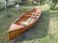Sassafras 16 American Expedition Canoe