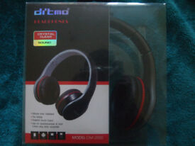 Ditmo DM-2550 Headphones.