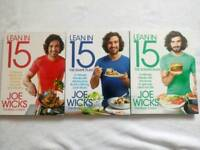 Lean in 15 Joe wicks diet books
