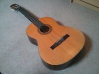 Second hand classical guitar for sale