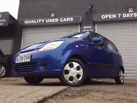 CHEVROLET 1.0cc MATIZ SE MODEL 2008 58 PLATE