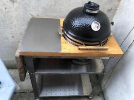 Monolith Junior ceramic BBQ Komado