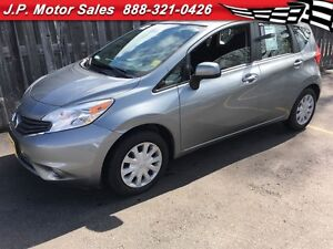 2014 Nissan Versa Note SV, Automatic, Back UP Camera, Only 82,00