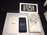 Iphone 5s 16gb Space Gray PERFECT CONDITION fully working order box&charger VODAFONE TALKTALK LEBARA