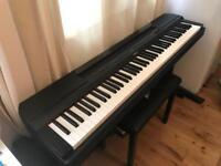 Yamaha P255 Digital Piano (Inc L255, LP255, FC4, B1B Bench and sheet music)