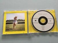 Pixie Lott signed CD