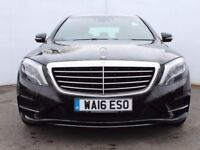 PCO Car Rental - PCO Car Hire - Mercedes S Class and BMW 7 Series Available for Hire