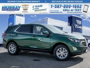 2019 Chevrolet Equinox **Heated Seats!  Remote Start!**