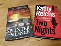 2 crime thrillers
