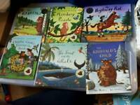 15 Julia Donaldson books - excellent condition, ideal Christmas gift